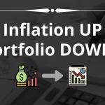 Inflation UP, Portfolio DOWN?